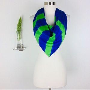 VTG Yves Saint Laurent Beautiful Silk Scarf